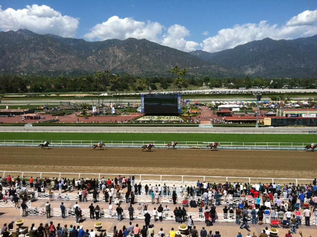 watch breeders cup live streaming tonight from the Santa Anita race track