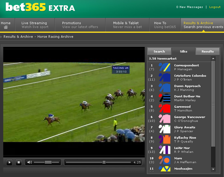latest horse racing today with tips to watch live